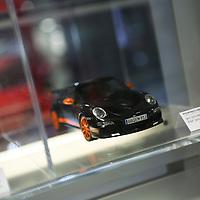 Porsche 911 GT3 RS (Typ 997) Model Car, Porsche Shop Geneva 2009