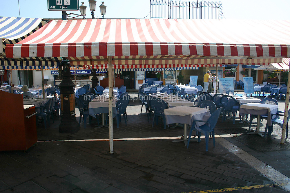 Cafes in Nice France