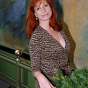 "NLD/Amsterdam/20061213 - Persconferentie SBS6 "" Grumpy Old Woman "", deelneemster Marianne Mudder"