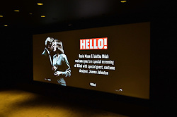 Atmosphere Atmosphere at a screening of Paramount Pictures 'Allied' hosted by Rosie Nixon of Hello! Magazine at The Bulgari Hotel, 171 Knightsbridge, London on 23rd November 2016.