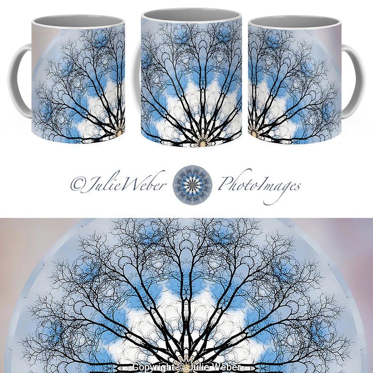 Coffee Mug Showcase   79 - Shop here: https://2-julie-weber.pixels.com/products/new-year-mandala-julie-weber-coffee-mug.html