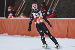 27.02.2021, Oberstdorf, GER, FIS Weltmeisterschaften Ski Nordisch, Oberstdorf 2021, Herren, Skisprung, HS106, Einzelbewerb, im Bild Pius Paschke (GER) // Pius Paschke of Germany during men ski Jumping HS106 Single Competition of FIS Nordic Ski World Championships 2021. in Oberstdorf, Germany on 2021/02/27. EXPA Pictures © 2021, PhotoCredit: EXPA/ JFK