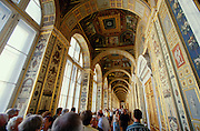 Even the connecting walkways between the different parts of the Hermitage, biggest colection of art in the World, are pieces of art in their own respect.