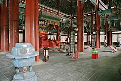 Keunjeong-jeon, Gyeongbok Palace