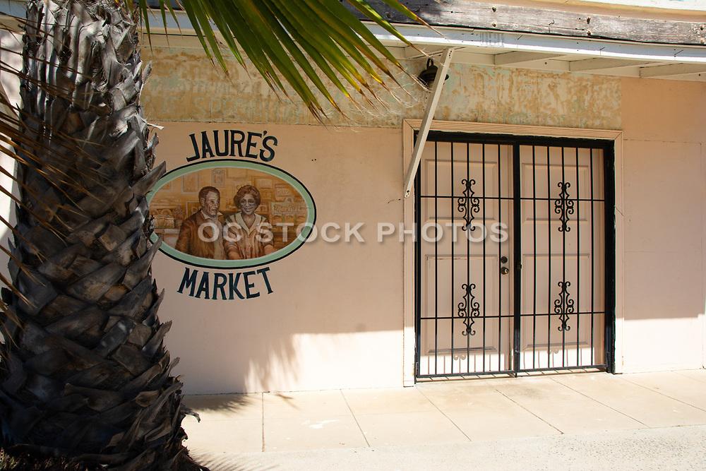 Jaure's Market Store Front in San Juan Capistrano