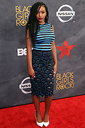 August 5, 2017-New York, New York, NY-United States:  Actress Lovie Simon attends the 2017 Black Girls Rock! Awards Show powered by BET held at the New Jersey Performing Arts Center on August 3, 2017 in Newark, New Jersey. (Photo by Terrence Jennings/terrencejennings.com)