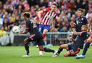 Atletico Madrid v Bayern Munich 270416