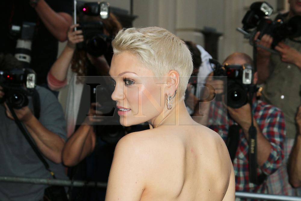 Jessie J, GQ Men of the Year Awards, Royal Opera House, London UK, 03 September 2013, (Photo by Richard Goldschmidt)