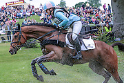 TEMPLAR JUSTICE ridden by Katie Preston at Bramham International Horse Trials 2016 at  at Bramham Park, Bramham, United Kingdom on 11 June 2016. Photo by Mark P Doherty.