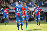 Nicolas SEUBE - 09.05.2015 -  Caen / Lyon  - 36eme journee de Ligue 1<br />