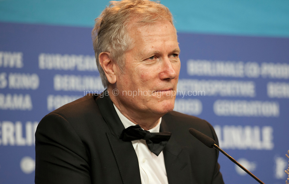 Director Hans Petter Moland<br /> at the award winners press conference at the 69th Berlinale International Film Festival, on Saturday 16th February 2019, Hotel Grand Hyatt, Berlin, Germany.