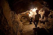 Silver and gold mine, Guanajuato, Mexico
