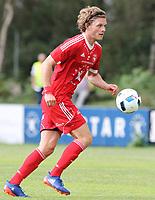 Fotball , 17. september 2016 , Eliteserien , PostNord-ligaen avd 3 , Vidar - Vålerenga 2<br /> Rogvi Asunder Baldvinsson fra Vidar.<br /> Foto: Andrew Halseid Budd , Digitalsport