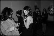 Daniella Helayel:Princess Eugenie, Julia Peyton-Jones, Hans Ulrich Obrist and Coach host the Serpentine Future Contemporaries Party. Serpentine Sackler Gallery. Kensington Gdns. London. 21 February 2015
