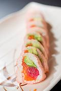 Sushi House restaurant in Benvonville, Ark.