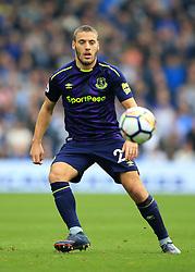 15 October 2017 -  Premier League - Brighton and Hove Albion v Everton - Nikola Vlasic of Everton - Photo: Marc Atkins/Offside