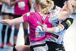 Mavsar Tamara  of RK Krim Mercator during Handball match between RK Krim Mercator vs Vipers Kristiansand in Main Round of EHF Woman's Champion League 2018/19, on January 26, 2019 in Kodeljevo, Ljubljana, Slovenia. Photo by Matic Ritonja / Sportida