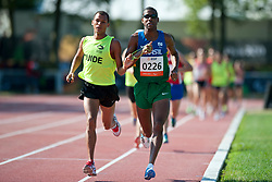 SANTO Odair, BRA, 5000m, T11, 2013 IPC Athletics World Championships, Lyon, France