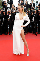 May 18, 2017 - Cannes, France - PETRA NEMCOVA at the 'Nelyubov / Loveless' premiere during the 70th Cannes Film Festival at the Palais des Festivals. (Credit Image: © Future-Image via ZUMA Press)
