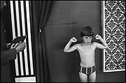MR. TARZAN COMPETITOR, Butlins Holiday Camp, Minehead, Somerset. Summer 1979.