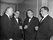 1958 Irish Motor Trades Society Dinner