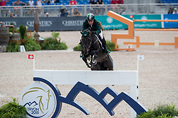 O Connor Cian, IRL, Good Luck<br /> World Equestrian Games - Tryon 2018<br /> © Hippo Foto - Dirk Caremans<br /> 20/09/2018