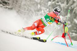 Marcus Monsen of Norway during 2nd run of Men's Giant Slalom race of FIS Alpine Ski World Cup 57th Vitranc Cup 2018, on March 3, 2018 in Podkoren, Kranjska Gora, Slovenia. Photo by Ziga Zupan / Sportida