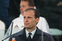 October 25, 2017 - Turin, Italy - Massimiliano Allegri (Juventus FC) before  the Serie A football match between Juventus FC and S.P.A.L. 2013 on 25 October 2017 at Allianz Stadium in Turin, Italy. (Credit Image: © Massimiliano Ferraro/NurPhoto via ZUMA Press)