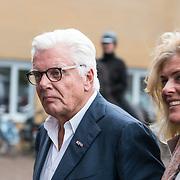 NLD/Leeuwarden/20180908 - Koning Willem Alexander en Beatrix aanwezig bij premiere de Stormruiter, Jan Slagter en partner
