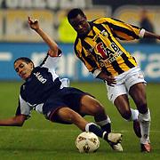 NLD/Arnhem/20051211 - Voetbal, Vitesse - Ajax 2005, Steven Pienaar