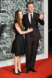 © Licensed to London News Pictures. 15/12/2016.  SHAUNA  ROBERTSON and EDWARD NORTON attend the European film premiere of Collateral Beauty. London, UK. Photo credit: Ray Tang/LNP