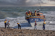 BY THE SEA ALDEBURGH - colour photo art by Paul Williams of the lifeboat on the picturesque  sea front of Aldeburgh, Suffolk, taken 2005-2009. .<br /> <br /> Visit our ENGLAND PHOTO COLLECTIONS for more photos to download or buy as wall art prints https://funkystock.photoshelter.com/gallery-collection/Pictures-Images-of-England-Photos-of-English-Historic-Landmark-Sites/C0000SnAAiGINuEQ .<br /> <br /> Visit our REPORTAGE & STREET PEOPLE PHOTO ART PRINT COLLECTIONS for more wall art photos to browse https://funkystock.photoshelter.com/gallery-collection/People-Photo-art-Prints-by-Photographer-Paul-Williams/C0000g1LA1LacMD8