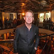 NLD/Rotterdam/20151027 - Boeklancering Leo Beenhakker, Mario Been