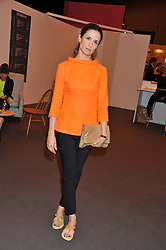 LIVIA FIRTH at the Graduate Fashion Week Gala drinks reception held at Earls Court 2, London on 13th June 2012.