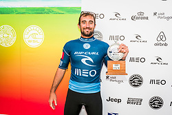 Joan Duru (FRA) Runner Up the Meo Rip Curl Pro Portugal 2018