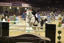 Goodin, Bruce, Freestyle<br /> Frankfurt - Festhallen Reitturnier 2014<br /> Grosser Preis<br /> © www.sportfotos-lafrentz.de/ Stefan Lafrentz