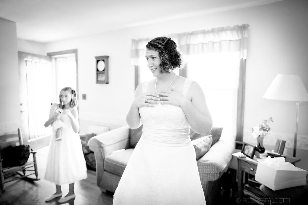 Becky & Will. September 22, 2012. Photo by Robert Falcetti