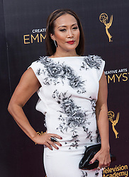 Carrie Ann Inaba  attends  2016 Creative Arts Emmy Awards - Day 2 at  Microsoft Theater on September 11th, 2016  in Los Angeles, California.Photo:Tony Lowe/Globephotos