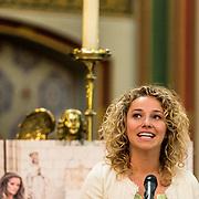 NLD/Amsterdam//20140327 - Presentatie deelnemers Op Zoek naar God 2014, Zimra Geurts