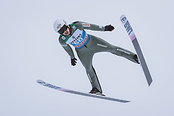 31.12.2020, Olympiaschanze, Garmisch Partenkirchen, GER, FIS Weltcup Skisprung, Vierschanzentournee, Garmisch Partenkirchen, Qualifikation, Herren, im Bild Piotr Zyla (POL) // Piotr Zyla of Poland during qualification jump of men's Four Hills Tournament of FIS Ski Jumping World Cup at the Olympiaschanze in Garmisch Partenkirchen, Germany on 2020/12/31. EXPA Pictures © 2020, PhotoCredit: EXPA/ JFK