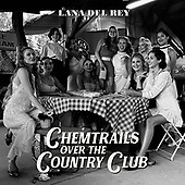 """March 19, 2021 (Worldwide): Lana Del Rey """"Chemtrails Over The Country Club"""" Album Release"""