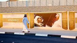 Abu Dhabi, é a capital dos Emirados Árabes Unidos e também o maior de todos os Emirados com uma área de 67.340 quilômetros quadrados, equivalente a 86.7 % da área total do país, excluindo as ilhas. FOTO: Jefferson Bernardes/Preview.com
