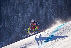 22.01.2019, Streif, Kitzbühel, AUT, FIS Weltcup Ski Alpin, Abfahrt, Herren, 1. Training, im Bild Benjamin Thomsen (CAN) // Benjamin Thomsen of Canada during the 1st Training of mens downhill of FIS Ski Alpine Worldcup at the Streif in Kitzbühel, Austria on 2019/01/22. EXPA Pictures © 2019, PhotoCredit: EXPA/ Johann Groder