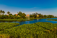 Along the Thu Bon River outside Hoi An, Vietnam.