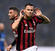Inter Milan v AC Milan - 15 October 2017