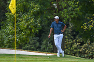 Christiaan Bezuidenhout (RSA) waits to putton 3 during Rd4 of the World Golf Championships, Mexico, Club De Golf Chapultepec, Mexico City, Mexico. 2/23/2020.<br /> Picture: Golffile | Ken Murray<br /> <br /> <br /> All photo usage must carry mandatory copyright credit (© Golffile | Ken Murray)