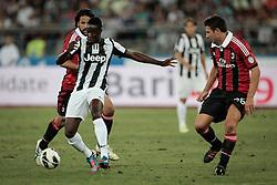 Bari (BA) 21.07.2012 - Trofeo Tim 2012. Juventus - Milan. Nella Foto: Boakye (J) e Bonera (M)