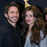 NLD/Utrecht/20130102 - NFF 2013 - premiere Chez Nous, Elise Schaap en partner …..