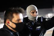 November 14, 2020. IMSA Weathertech Mobil1 Sebring 12h: Wright Motorsports, Porsche 911 GT3 R mechanic