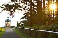 Cape Mears along the Oregon Coast.